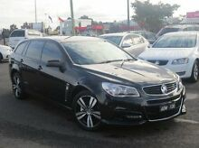 2014 Holden Commodore VF MY14 SS Sportwagon Black 6 Speed Sports Automatic Wagon Coolaroo Hume Area Preview