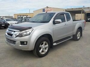 2012 Isuzu D-MAX Silver Manual Utility Pakenham Cardinia Area Preview