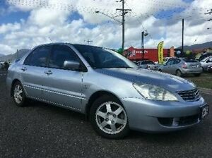 2006 Mitsubishi Lancer CH MY07 LS Silver 5 Speed Manual Sedan Westcourt Cairns City Preview