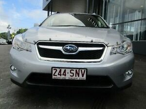2012 Subaru XV G4-X MY12 2.0i-L Lineartronic AWD Silver 6 Speed Constant Variable Wagon Earlville Cairns City Preview