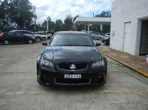 2012 Holden Ute VE II SS Thunder Black 6 Speed Manual Utility Mulgrave Hawkesbury Area Preview