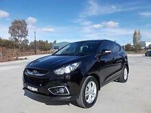 2013 Hyundai ix35 LM2 SE Black 6 Speed Sports Automatic Wagon Mitchell Bathurst City Preview