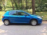 2005 Peugeot 307 1,6 litre 5dr SPARES/REPAIRS