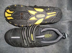 Keen Women's Road / Mtb Cycling shoe size EUR 37.5 US 7 no cleat
