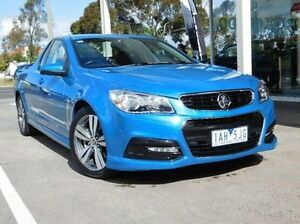 2013 Holden Ute VF MY14 SS Ute Blue 6 Speed Sports Automatic Utility Hadfield Moreland Area Preview