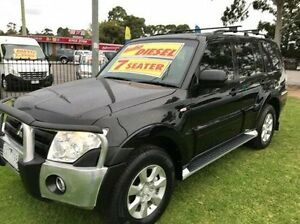 2013 Mitsubishi Pajero NW MY14 GLX-R Black 5 Speed Sports Automatic Wagon Upper Ferntree Gully Knox Area Preview