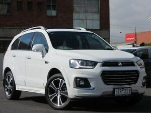 2016 Holden Captiva CG MY16 LTZ AWD White 6 Speed Sports Automatic Wagon Preston Darebin Area Preview