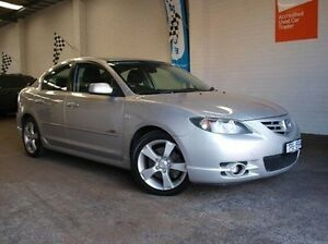 2005 Mazda 3 BK1031 SP23 Silver 4 Speed Sports Automatic Sedan Highett Bayside Area Preview