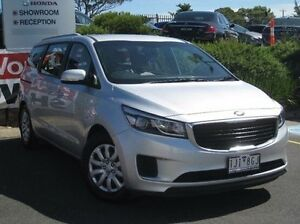 2015 Kia Carnival YP MY15 S Silver 6 Speed Sports Automatic Wagon Narre Warren Casey Area Preview