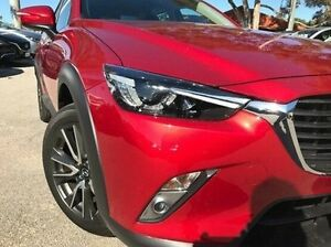 2015 Mazda CX-3 DK4WSA sTouring SKYACTIV-Drive AWD Red 6 Speed Sports Automatic Wagon Melville Melville Area Preview