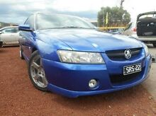 2005 Holden Commodore  Blue Automatic Sedan Thomastown Whittlesea Area Preview
