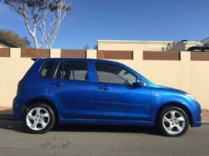 2005 Mazda 2 DY10Y2 Genki Blue 5 Speed Manual Hatchback Hove Holdfast Bay Preview