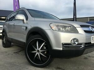 2008 Holden Captiva CG MY08 LX AWD 60th Anniversary Silver 5 Speed Sports Automatic Wagon Invermay Launceston Area Preview