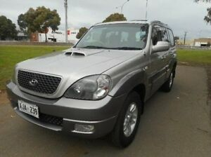 2006 Hyundai Terracan Silver Automatic Wagon Mile End South West Torrens Area Preview