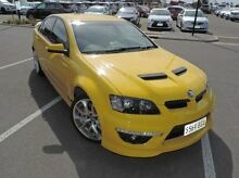 2011 Holden Special Vehicles Clubsport E3 MY12 R8 Yellow 6 Speed Manual Sedan Para Hills West Salisbury Area Preview