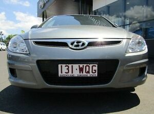 2011 Hyundai i30 Grey Manual Hatchback Earlville Cairns City Preview