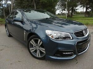 2014 Holden Commodore VF MY14 SV6 Blue 6 Speed Sports Automatic Sedan Elizabeth Playford Area Preview
