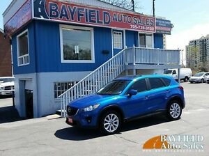 2013 Mazda CX-5 GT AWD **Leather/Sunroof/Reverse Camera**