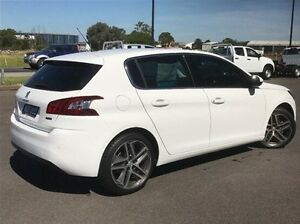 2015 Peugeot 308 T9 Allure White 6 Speed Sports Automatic Hatchback Morwell Latrobe Valley Preview
