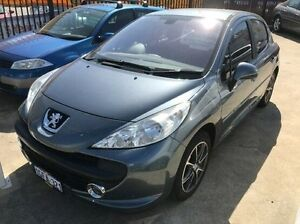 2008 Peugeot 207 A7 XT Grey 5 Speed Manual Hatchback Welshpool Canning Area Preview