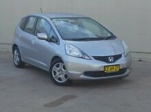 2009 Honda Jazz GE MY09 GLi Silver 5 Speed Manual Hatchback Fyshwick South Canberra Preview