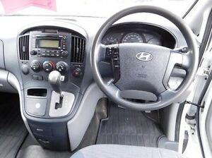 2012 Hyundai iLOAD TQ2-V MY12 White 5 Speed Automatic Van Traralgon Latrobe Valley Preview