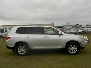 2012 Toyota Kluger  Silver Sports Automatic Wagon Pakenham Cardinia Area Preview