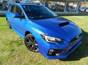 2016 Subaru WRX Blue Constant Variable Sedan Victoria Park Victoria Park Area Preview