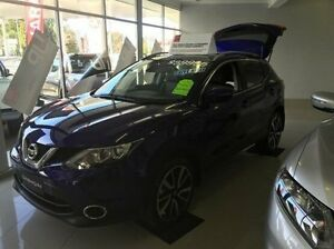2016 Nissan Qashqai Blue Constant Variable Wagon East Kempsey Kempsey Area Preview