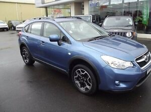 2014 Subaru XV G4-X MY14 2.0i Lineartronic AWD Blue 6 Speed Constant Variable Wagon Dubbo Dubbo Area Preview