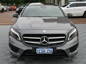 2015 Mercedes-Benz GLA 250 4MATIC X156 806MY DCT 4MATIC Grey 7 Speed Sports Automatic Dual Clutch Alfred Cove Melville Area Preview