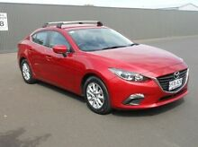 2013 Mazda 3 BM5278 Touring SKYACTIV-Drive Red 6 Speed Sports Automatic Sedan Mount Gambier Grant Area Preview