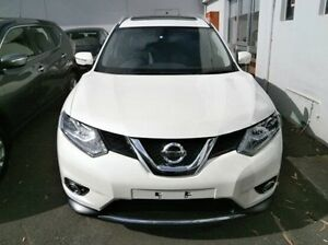 2015 Nissan X-Trail T32 TL X-tronic 2WD White 7 Speed Constant Variable Wagon Blackburn Whitehorse Area Preview