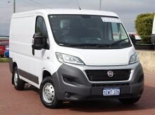2015 Fiat Ducato Series 4 Low Roof SWB White 6 Speed Manual Van Spearwood Cockburn Area Preview