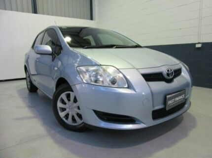 2009 Toyota Corolla ZRE152R Ascent Shimmer 4 Speed Automatic Hatchback Nailsworth Prospect Area Preview