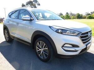 2016 Hyundai Tucson TL Active X 2WD Silver 6 Speed Sports Automatic Wagon Singleton Singleton Area Preview