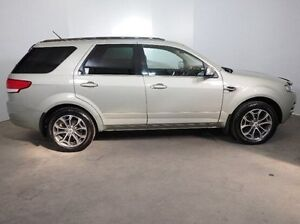 2011 Ford Territory SZ Titanium Seq Sport Shift 6 Speed Sports Automatic Wagon Mount Gambier Grant Area Preview