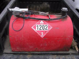 Tidy Tank / Fuel Tank