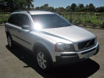 2004 Volvo XC90 P28 MY04 T Silver 5 Speed Sports Automatic Wagon Enfield Port Adelaide Area Preview