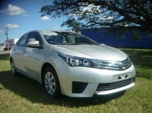 2015 Toyota Corolla ZRE172R Ascent S-CVT Silver 7 Speed Constant Variable Sedan Townsville Townsville City Preview