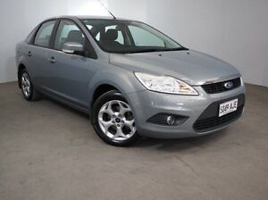 2010 Ford Focus LV Mk II LX Green 4 Speed Sports Automatic Sedan Mount Gambier Grant Area Preview