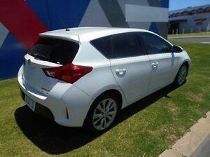 2013 Toyota Corolla ZRE182R Levin S-CVT ZR White 7 Speed Constant Variable Hatchback Bunbury Bunbury Area Preview