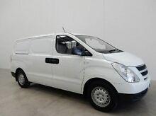 2009 Hyundai iLOAD TQ-V White 5 Speed Manual Van Braeside Kingston Area Preview