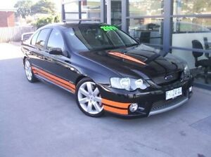 2004 Ford Performance Vehicles GT-P BA Black 4 Speed Sports Automatic Sedan Invermay Launceston Area Preview