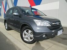 2008 Honda CR-V RE MY2007 Sport 4WD Grey 5 Speed Automatic Wagon Bunbury 6230 Bunbury Area Preview
