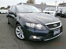 2010 Ford Falcon FG G6E 50th Anniversary Grey 6 Speed Sports Automatic Sedan Heidelberg Heights Banyule Area Preview
