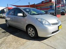 2008 Toyota Prius NHW20R Silver 1 Speed Constant Variable Liftback Newington Auburn Area Preview