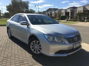 2013 Toyota Aurion GSV50R AT-X Silver 6 Speed Sports Automatic Sedan Ingle Farm Salisbury Area Preview