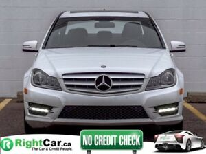 2013 Mercedes-Benz C 300 - Lease to Own - $0dwn/$214 biwkly