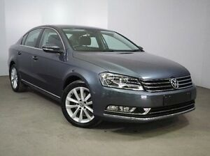 2012 Volkswagen Passat Type 3C MY12.5 125TDI DSG Highline Grey 6 Speed Sports Automatic Dual Clutch Mount Gambier Grant Area Preview